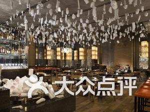 上海柏悦酒店西式酒吧