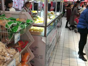 华润苏果赣榆黄海路店-停车场