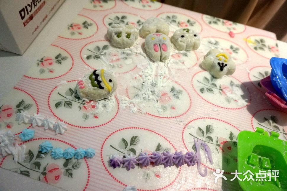 猪头&鱼diy蛋糕(地王店)-制作过程图片-广州休闲娱乐