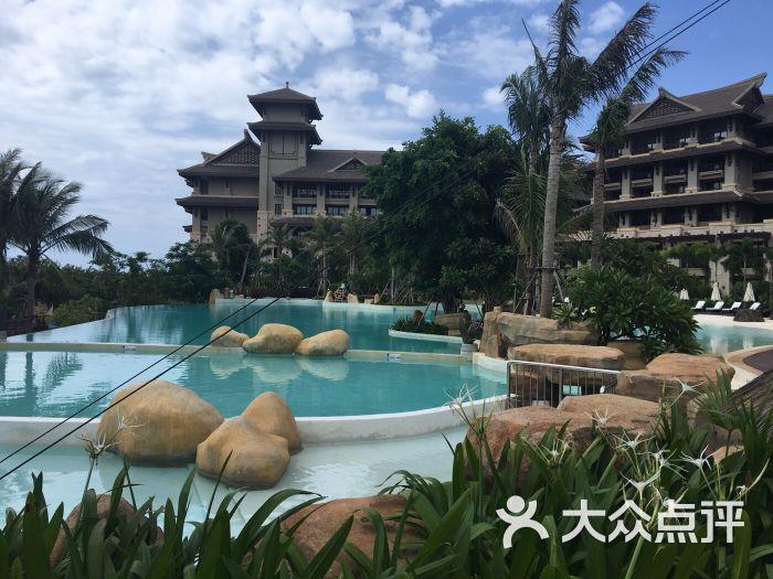 海南棋子湾开元度假村的点评图片