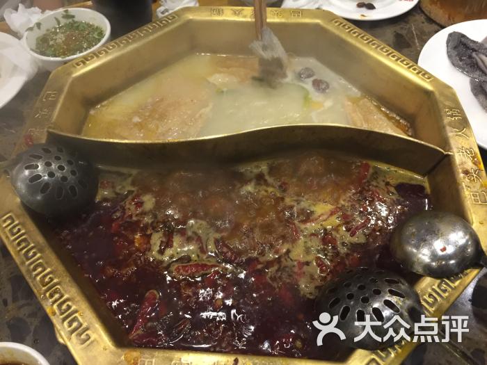 巴实上海老美食(火锅路龙盛厨师店)-节目-上海重庆广场都市图片图片