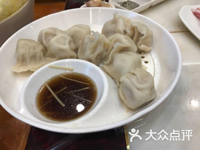 汉口楼涮羊肉(满旗店)帝王图片饺子白酒-第46张大葱猪肉蟹图片
