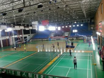 农安体育馆
