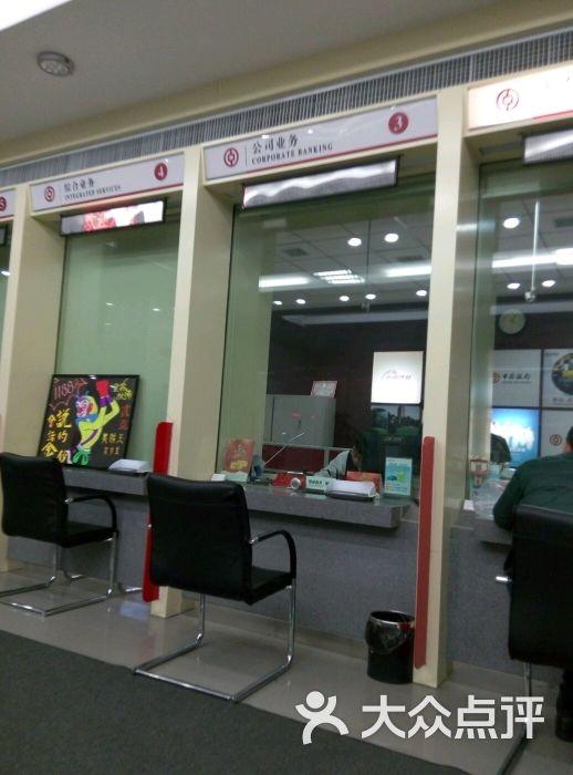 中国银行(哈尔滨群力支行)的点评