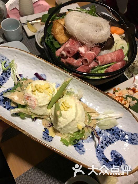 青森日式料理-土豆泥著作图片-兴化市美食沙拉美食古代图片