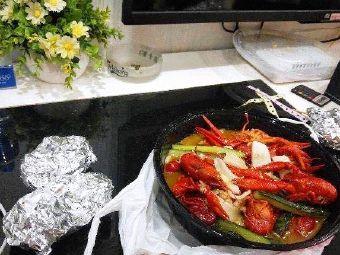奇妙小龙虾、海鲜、烧烤