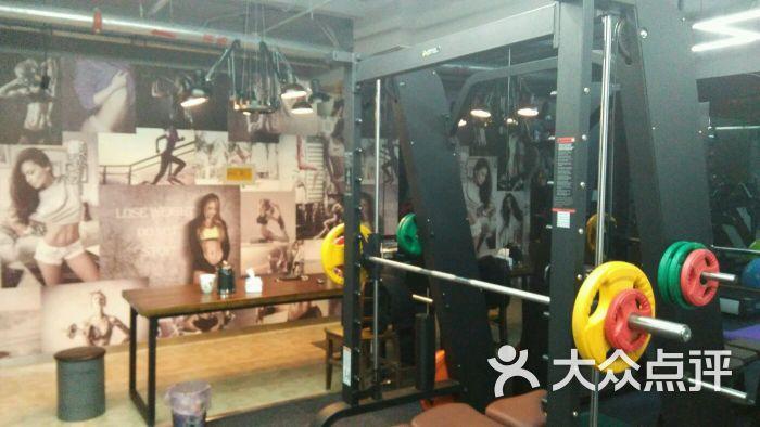 gp fitness 健身工作室的点评