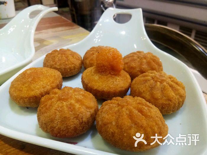 牛签签串串香(春熙路店)南瓜饼图片 - 第3张