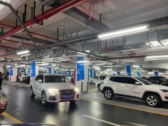 寶龍廣場地下停車場