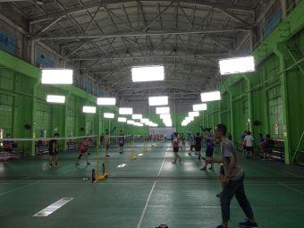 涿州体育工厂—羽毛球馆