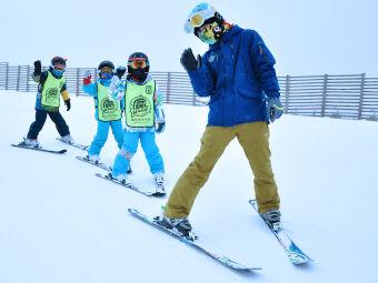 魔法滑雪学院崇礼太舞滑雪营