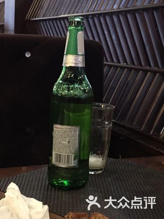 外国碑酒坏手绘图