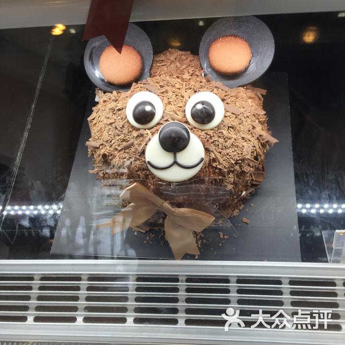 85度c(广元西路店)-迷糊熊蛋糕图片-上海美食-大众