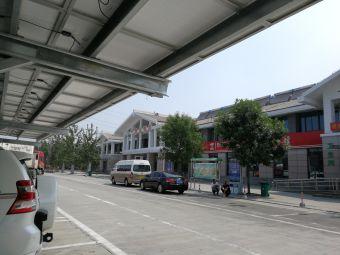 沂南服务区·停车场
