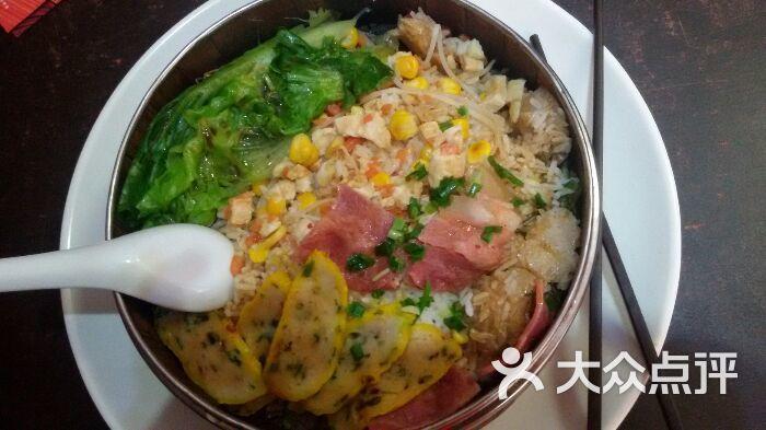 乐凤岛荷叶蒸笼饭图片 - 第1张图片