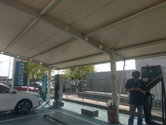 丰润服务区国家电网汽车充电站
