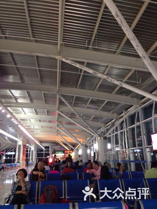 飞机场 北海福成机场