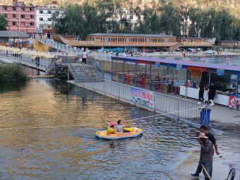 清水湾乐园-划船码头
