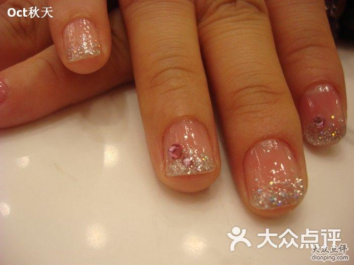 指甲图片-上海丽人