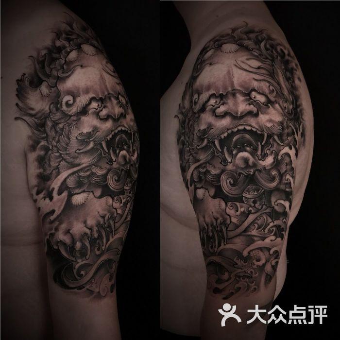 tattoo御刺青纹身店(虹桥店)图片 - 第11张