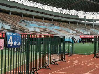 新体育中心足球场