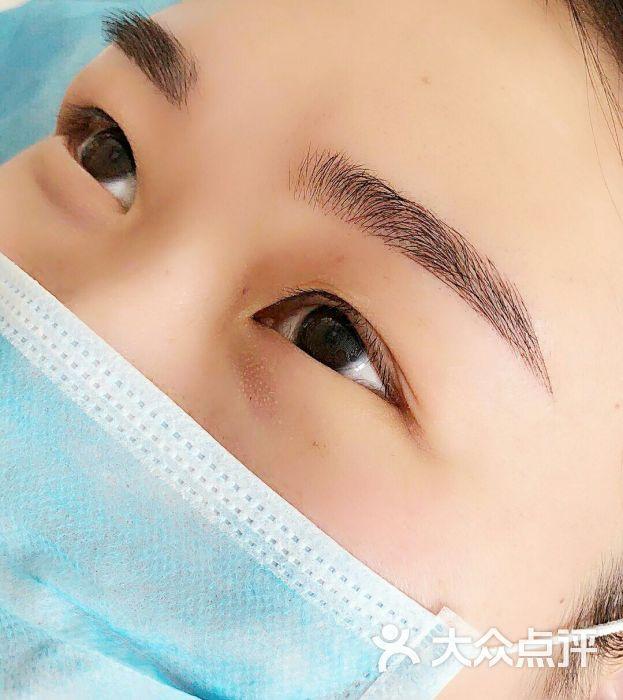 丹曦美业半永久纹绣纹眉纹眼线图片 - 第4张