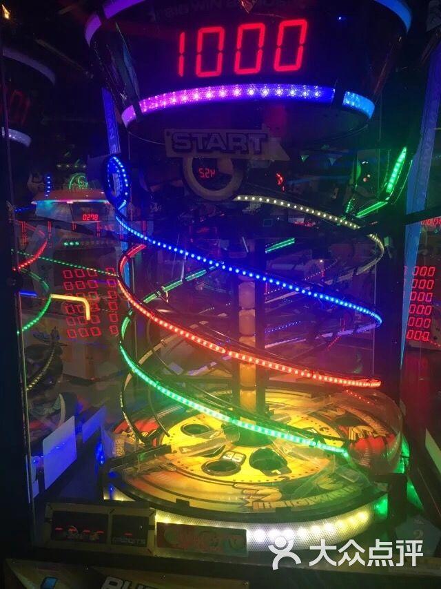 世嘉室内主题乐园joypolis的点评