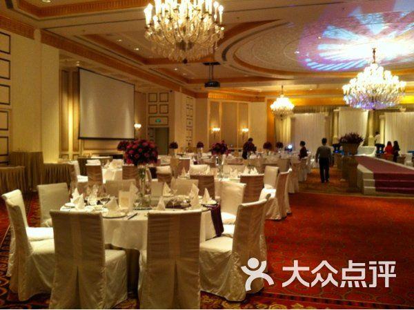 半岛酒店·婚宴半岛玫瑰厅图片-北京酒店婚宴-大众