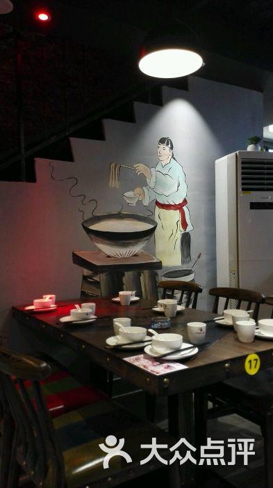 北京簋街小龙虾-手绘墙画图片-佛山美食-大众点评网