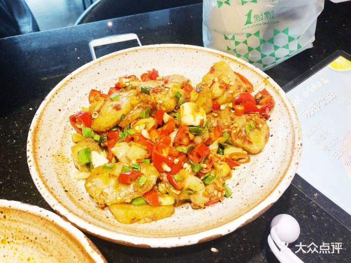 火辣辣时尚餐厅(九堡店)农家炒肉圆图片