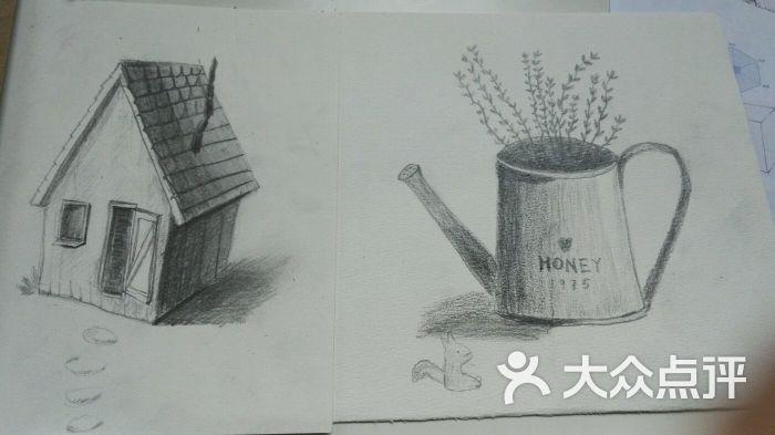 穷画舍(油画素描水彩手绘)-图片-上海教育培训-大众