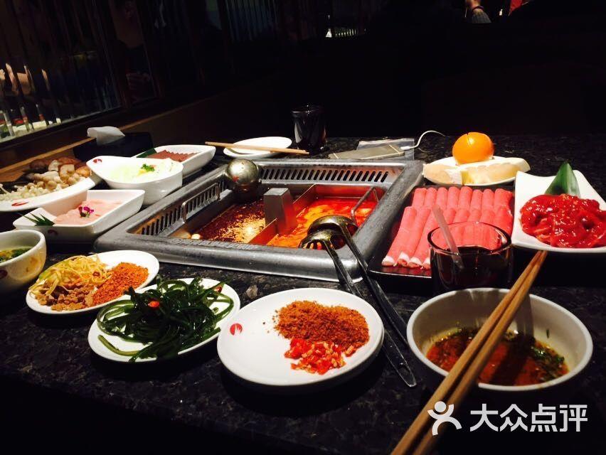 天下捞图片(东方红美食店)-火锅-兰州广场锅巴大米美食海底图片