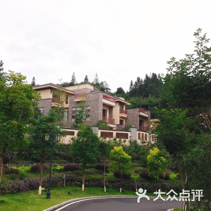 西溪森林温泉度假村-别墅图片-贺州酒店-大众点评网