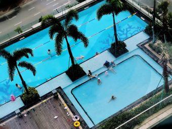 凯悦嘉轩酒店·游泳池