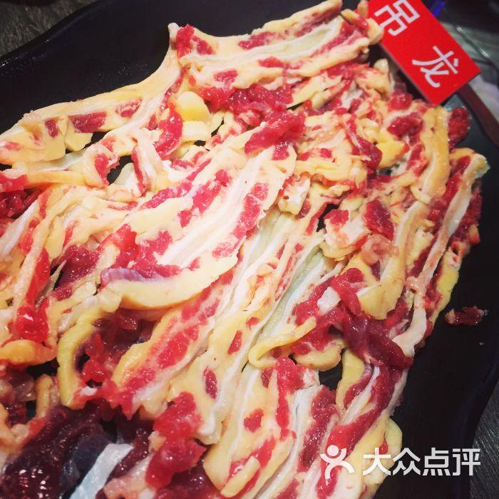 嗨牛蚝情潮汕鲜牛肉火锅-吊龙图片-上海美食-大众