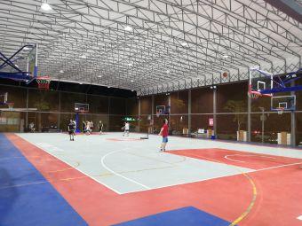 鼎制金山篮球公园