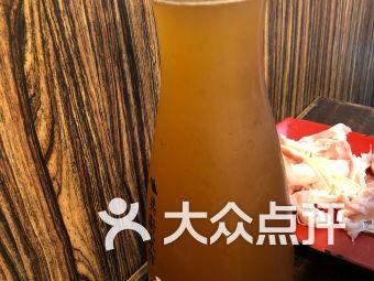 八一蕃巴蜀烤魚店