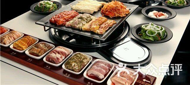 韩国八色图片(叶集店)-图片-霍邱县美食-大众点烤肉画册美食图片