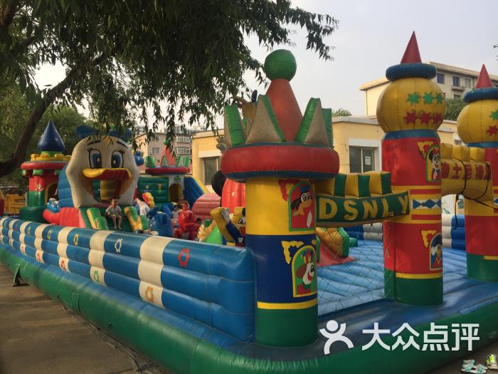 南塔公园儿童游乐园-迪斯尼城堡图片-沈阳周边游