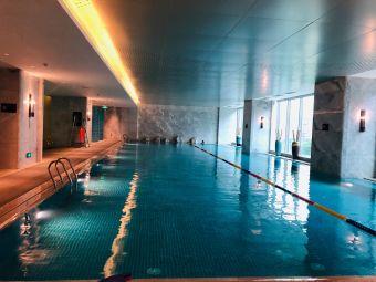 福州泰禾凯宾斯基酒店游泳池