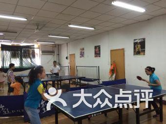 鼓楼区少儿乒乓球俱乐部