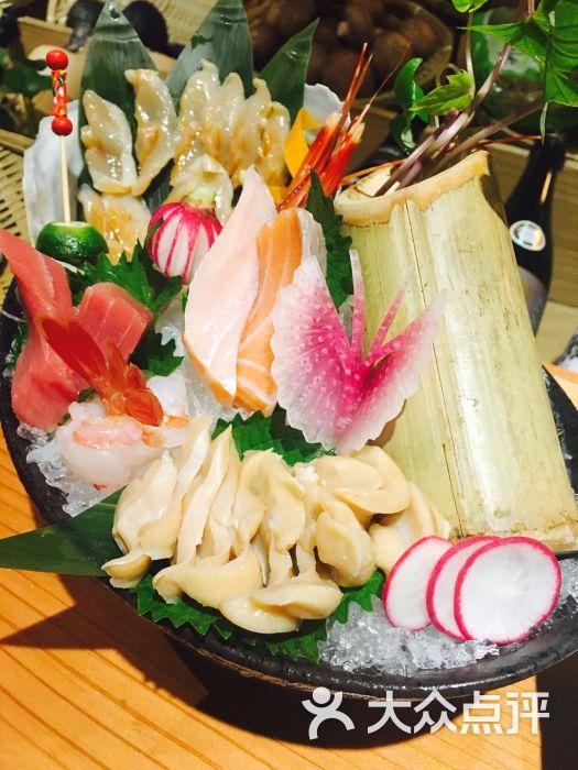 一炉一炉端烧(上海图片星空店)广场-第121张成语美食的膳图片
