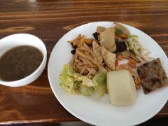 素喜斋的自助餐