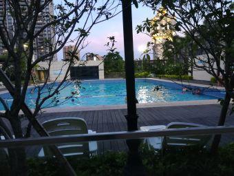 家和城广场泳池
