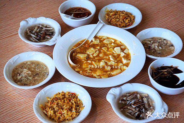 圆石蟹宴蟹宴套餐图片
