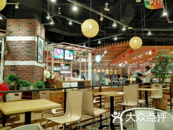 亚惠美食广场(永旺沈阳店)美食-第1张番禺哪图片是座悦城大图片