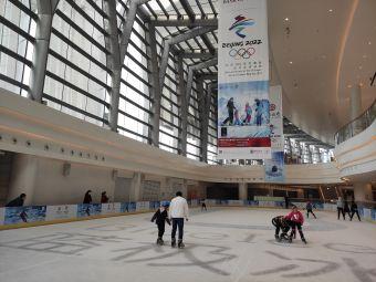 蓝极冰溜冰场(大连恒隆广场店)