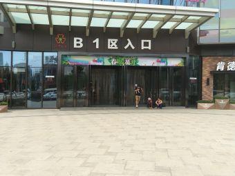 宝丽财富广场宝丽悦府售楼中心
