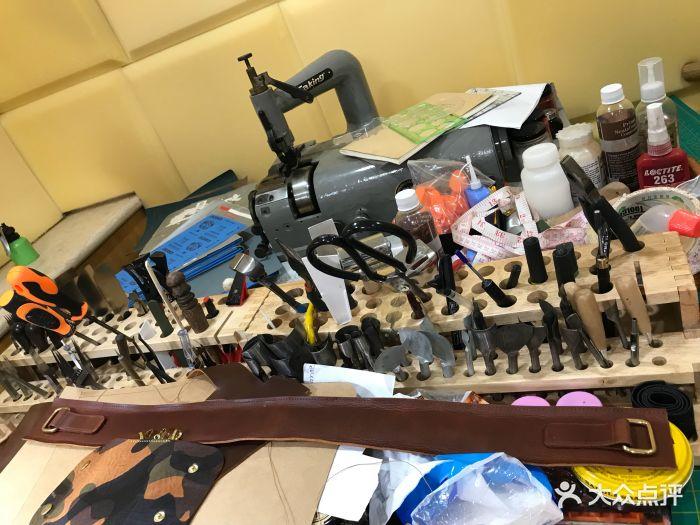 嗨皮匠手工皮具工作室-图片-北京休闲娱乐-大众点评网