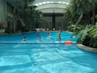 开元名都大酒店·室内恒温游泳池